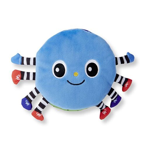 Melissa & Doug Itsy-Bitsy Spider Soft Activity Book
