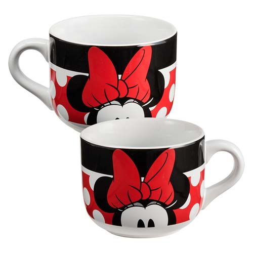 Minnie Mouse 20 oz. Ceramic Soup Mug