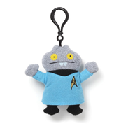 Star Trek Uglydoll Babo Dr. McCoy Clip-On Backpack Plush