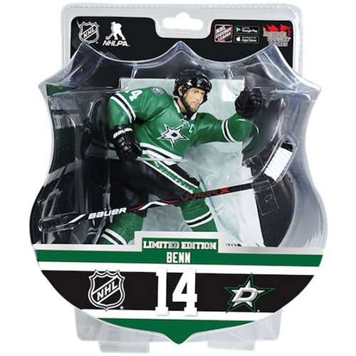 NHL Dallas Stars Jamie Benn 6-Inch Action Figure