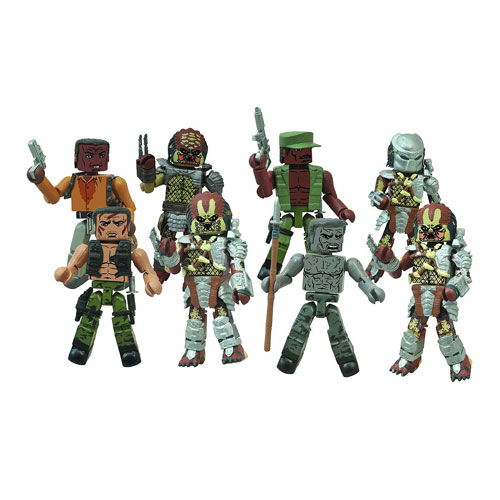 Predator Minimates Series 1 2-Pack Set