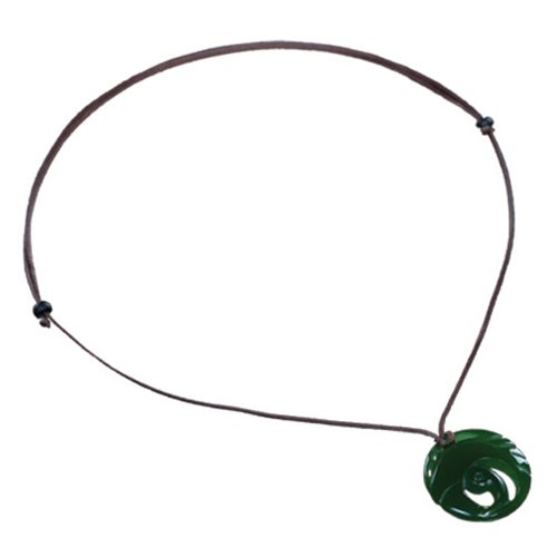Shadow of the Tomb Raider Jade Necklace Prop Replica