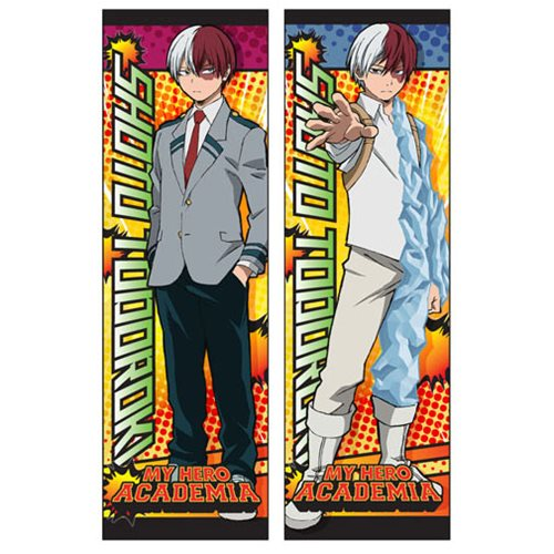 My Hero Academia Shoto Todoroki Body Pillow