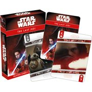 Star Wars: Episode VIII - The Last Jedi Playing Cards