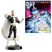 DC Superhero Best Of Figure Dr. Light with Collector Magazine #49