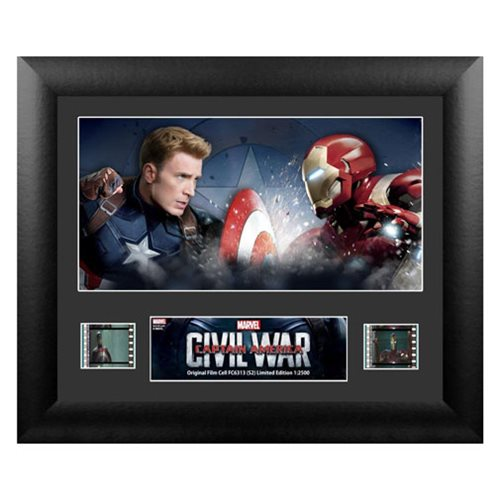 Captain America: Civil War Face-Off Series 2 Single Film Cell