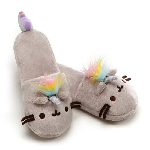 Pusheen the Cat Pusheenicorn Slippers