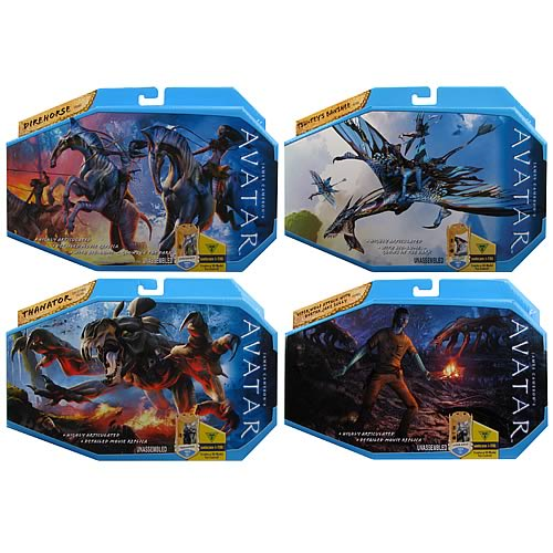 Avatar Creatures Assortment Case