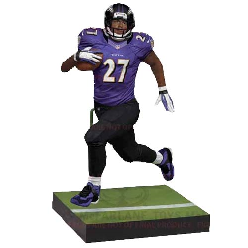 NFL Series 32 Ray Rice Action Figure