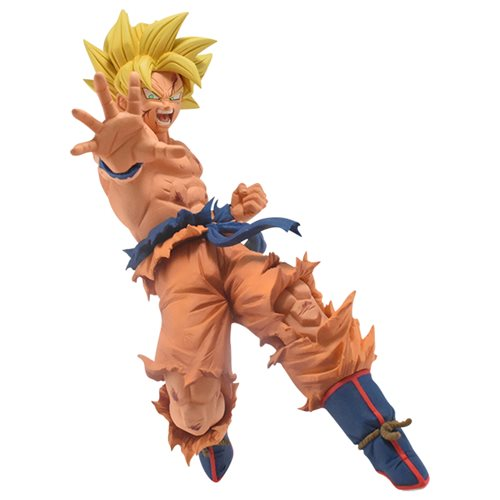 Dragon Ball Super Son Goku Father-Son Kamehameha by Toyotaro Statue