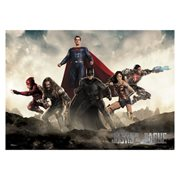 Justice League United We Stand MightyPrint Wall Art Print