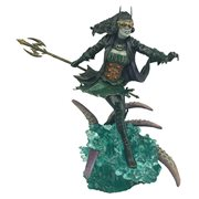 DC Gallery Dark Nights Metal Drowned Statue, Not Mint