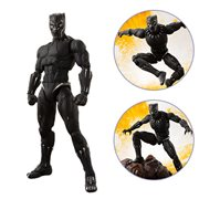 Avengers: Infinity War Black Panther and Tamashii Effect Rock SH Figuarts Action Figure