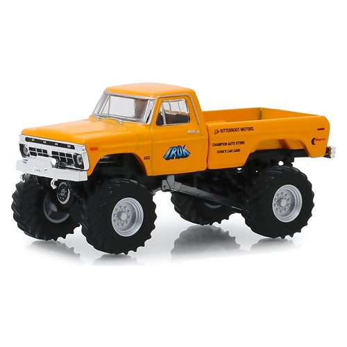 Kings of Crunch Series 5 Truk 1977 Ford F-250 1:64 Scale Monster Truck