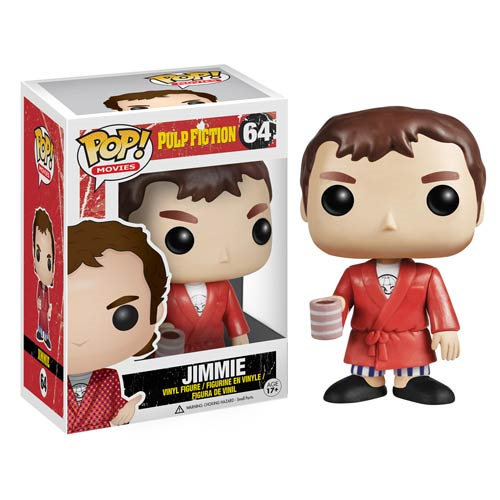 Pulp Fiction Jimmie Dimmick Pop! Vinyl Figure
