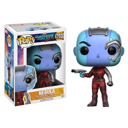Guardians of the Galaxy Vol  2 Nebula Pop! Vinyl Figure