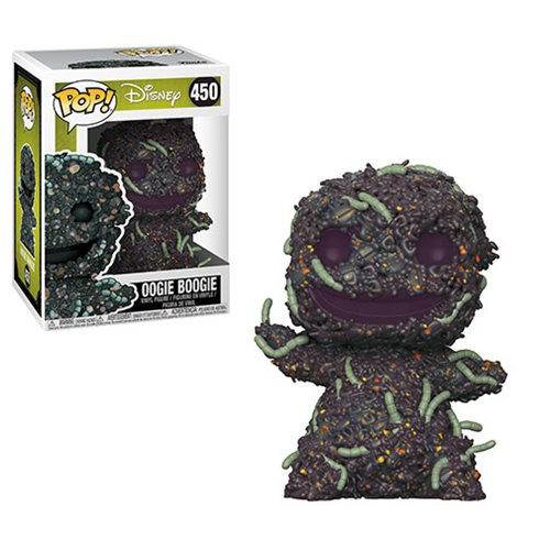 Nightmare Before Christmas Oogie Boogie Bugs Pop! Vinyl Figure #450