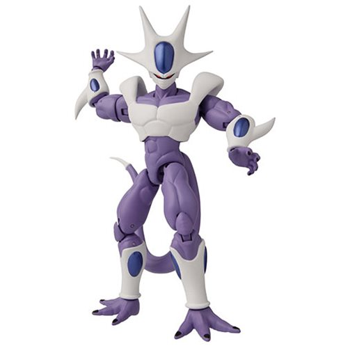 Dragon Ball Stars Cooler Final Form Action Figure