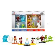Disney Nano Metalfigs Die-Cast Metal Mini-Figures 10-Pack