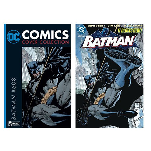 DC Comics Batman #608 Tin Cover Collection #1