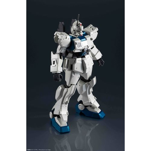 Mobile Suit Gundam: The 08th MS Team RX-79 G Ez-8 Gundam Ez-8 Gundam Universe Action Figure