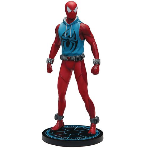 Marvel Armory Spider-Man Video Game Scarlet Spider 1:10 Scale Resin Statue