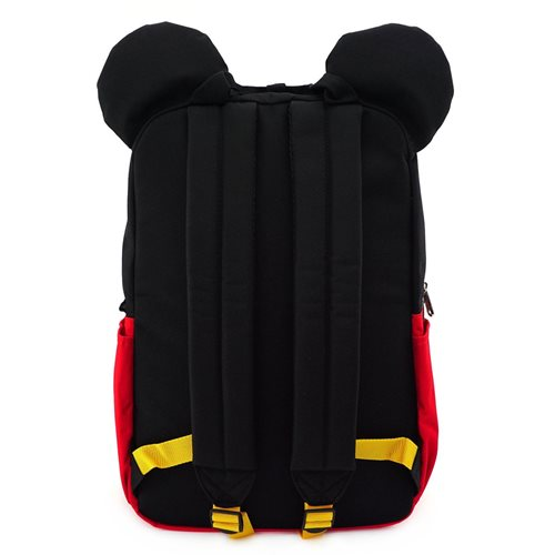 Mickey Mouse Cosplay Nylon Backpack