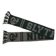 Harry Potter Slytherin Reversible Knit Scarf