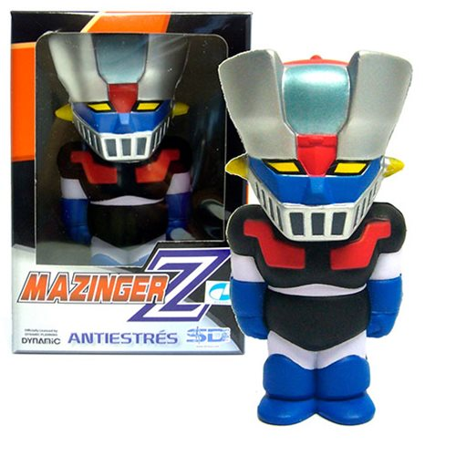 Mazinger Z Stress Doll