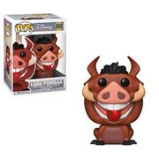 The Lion King Luau Pumbaa Pop! Vinyl Figure #498
