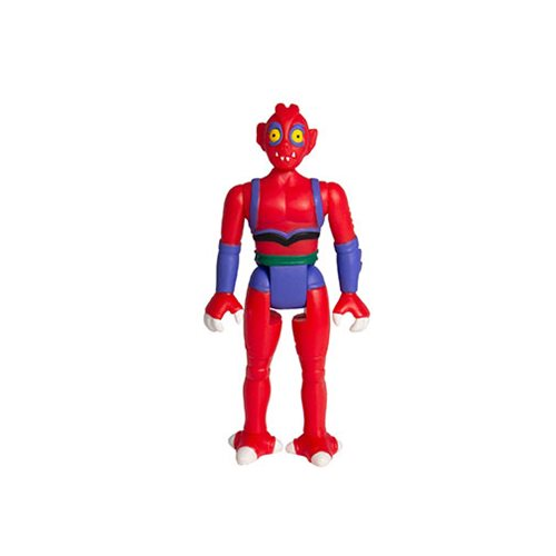 Masters of the Universe Modulok A 3 3/4-Inch ReAction Figure