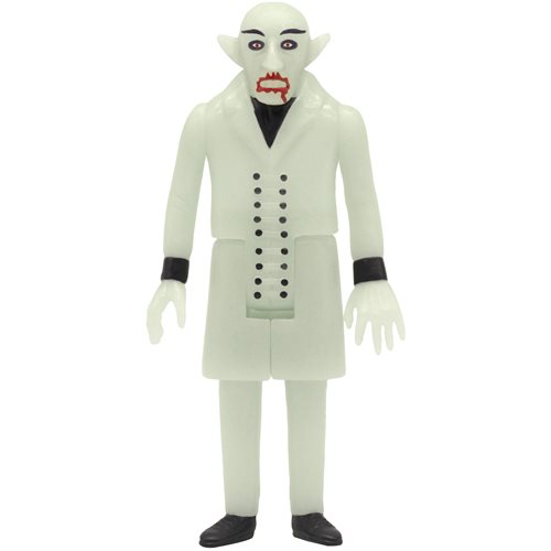 Nosferatu Glow in the Dark 3 3/4-Inch ReAction Figure