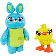 Toy Story 4 Ducky and Bunny Action Figure 2-Pack, Not Mint