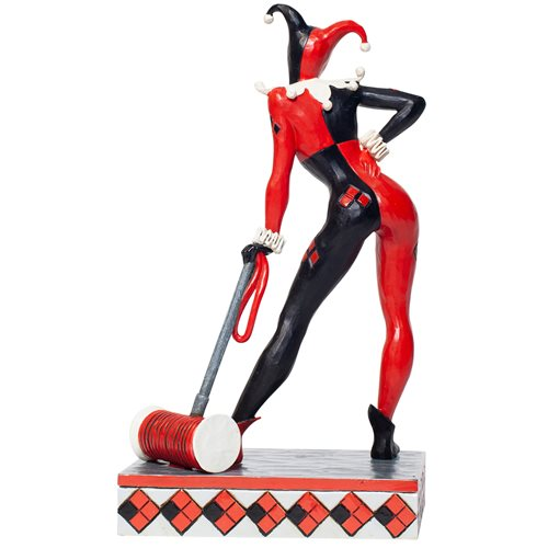 DC Comics Harley Quinn Statue by Jim Shore