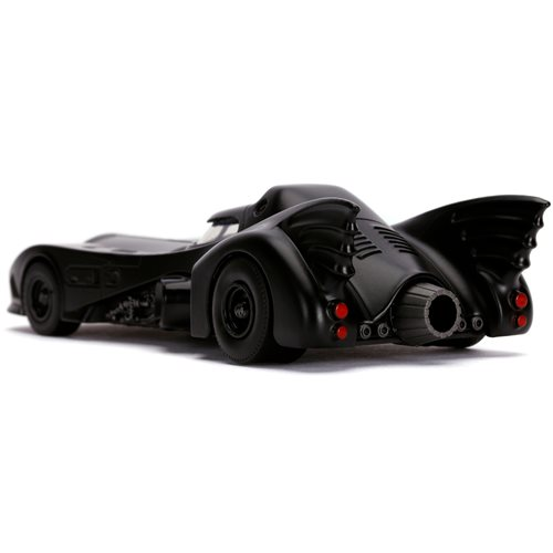 Batman 1989 1:32 Scale Die-Cast Metal Vehicle with Figure
