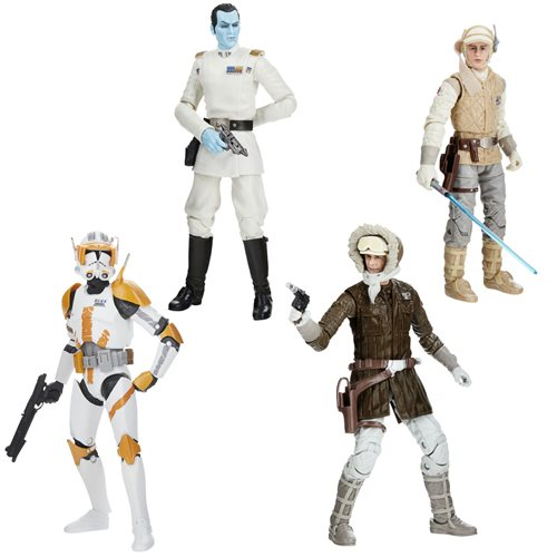 Star Wars The Black Series Archive Action Figures Wave 1 Set