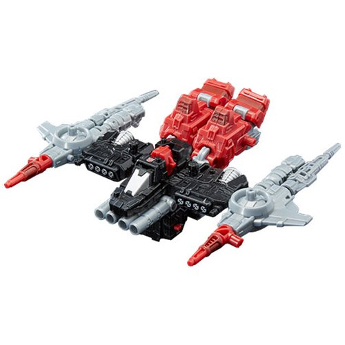 Transformers Generations Selects Deluxe Powerdasher Jet Cromar - Exclusive