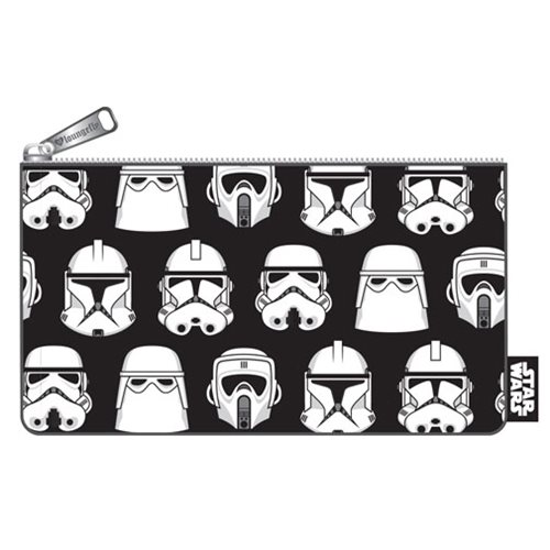 Star Wars Troopers Print Pencil Case