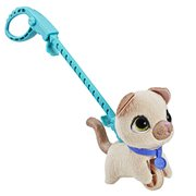 FurReal Walkalots Lil' Wags Brown Kitty Cat Toy Pet