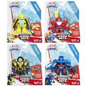 Transformers Rescue Bots Rescan Figures Wave 15