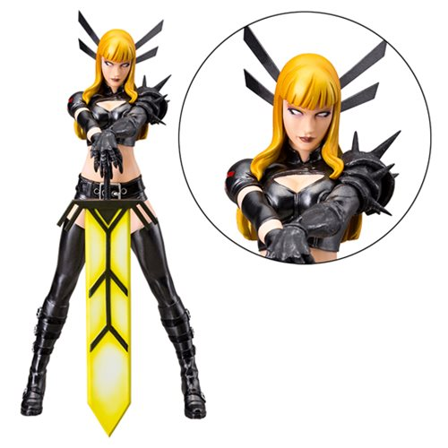 Marvel NOW! X-Men Magik ArtFX+ Statue