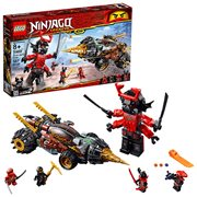 LEGO 70669 Ninjago Cole's Earth Driller
