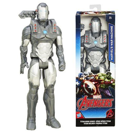 "Marvel/'s War Machine 12/"" Marvel Avengers Titan Hero Series Action Figure"