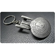 Star Trek USS Enterprise NCC-1701-D Key Chain
