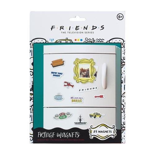 Friends Magnets