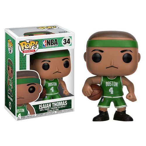 NBA Isaiah Thomas Pop! Vinyl Figure #34