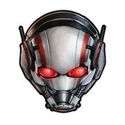 Ant-Man Mask Movie Funky Chunky Magnet