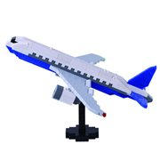 Airliner Nanoblock Constructible Figure
