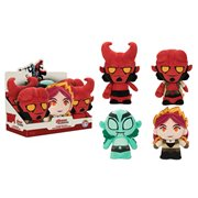Hellboy Hero Plushies Display Case