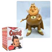 Count Calorie Cereal Killers Series Last Fat Breakfast by Ron English Designer Vinyl Figure